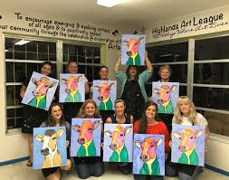 Art For Non Artists Adults Highlands Art League