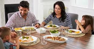 Simple Family 10 Uplifting Easy Prayers Before Meals Saying Grace For Dinner