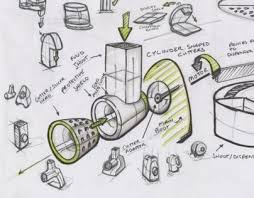 industrial design sketches. Industrial Design Sketches L