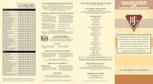 Pizza Hut Allergen Chart Food And Allergen Sensitivities Menu And Gluten Free Selections