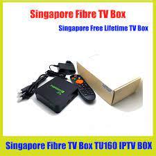 2020 Best Singapore TV box fibre tv box S8 for Singapore malaysia pk TU160  upgraded from v8 v9 Set-top Boxes