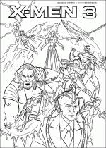 Small Picture X men coloring pages 9 X men Kids printables coloring pages