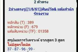 Thai Lottery Chart Clue Thai Lottery Tips And Tricks Indogvind Bonuskode
