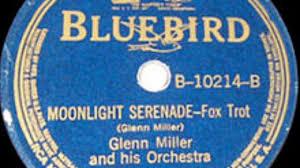 Glenn Miller - Moonlight Serenade (1939) - YouTube