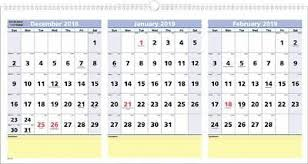 At A Glance Quicknotes 3 Month Wall Calendar Wall