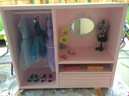 Diy Dress Up Storage Homemade Entertainment Dressup Vanity Center Youtube