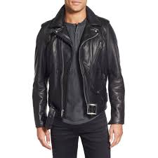 motorcycle leather jacket le mn 2