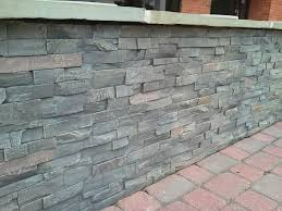 stone panels exterior waterproof polyurethane faux stacked wood siding use pvc panels for outside wood