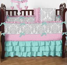 cool-pink-camo-baby-bedding