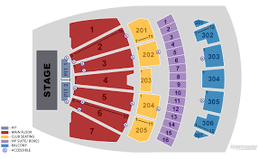 Stand Up Live Phoenix Seating Chart 74 Unfolded Comerica Theatre Seat View