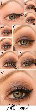 evening makeup gives you more e to experiment with your look you can use darker colors false eyelashes and just more of everything if you want