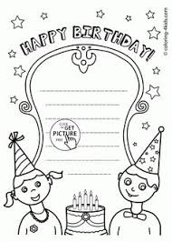 Small Picture httpcoloringscoprintable coloring pages birthday for boys