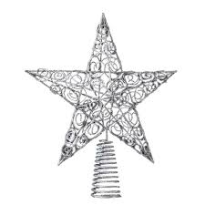 Walmart Christmas Tree Toppers | Tree Topper | Mercury Glass Tree Topper