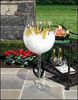 decorative acrylic wine glasses. Fine Decorative Giant Red Wine Glass Cooler On Decorative Acrylic Glasses P