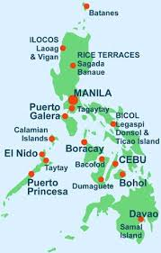 Image result for map of philippines
