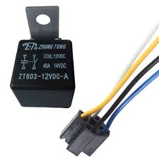 compare prices on wiring pin relay online shopping buy low ee support 10 pcs car automotive 12v 40a amp spst relay socket harness 4 pin