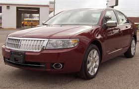 2007 Lincoln MKZ - Information and photos - ZombieDrive