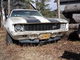 1969 Camaro RS/SS First Start up in 28 Years: Project Update 3 ...