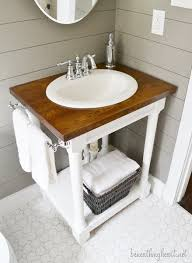 bathroom sink cabinet base. Attractive Bathroom Sink Cabinet Base With 11 Diy Bases And Cabinets You Can Make Yourself Shelterness H