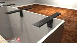 granite countertop overhang support phenomenal quartz counter top in plan 8