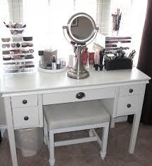 pretty makeup vanity sets 6 bedroom set witheup design attractive desk furniture collection and queen