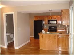 Kitchen Dark Wood Floors Oak Cabinets With Dark Wood Floors