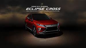 2018 mitsubishi eclipse cross. unique 2018 2018 mitsubishi eclipse cross crossover suv exterior with mitsubishi eclipse cross u