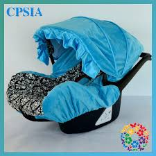 infant boy car seat cover turquoise damask infant car seat cover cute lovely newborn baby car infant boy car seat cover