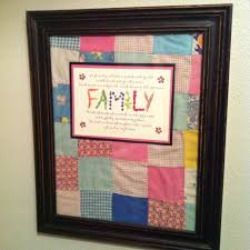 110 best Quilt Sayings images on Pinterest | Words, Artists and ... & Each grand kid got a piece of grandmas quilt after she passed. We framed  each Adamdwight.com