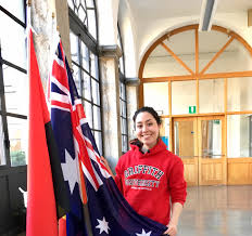 Italian exchange inspires Claudia – Griffith News