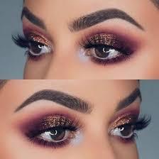 hottest smokey eye makeup ideas 27