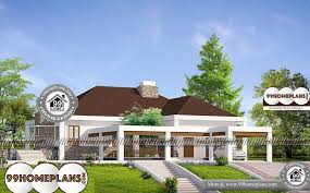 luxury one story house plans latest