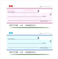 Blank Cheque Template Awesome Printable Fake Checks Blank Check Template For Kids Free Checklist