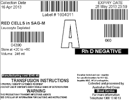 Red Cross Blood Drive Weight Chart Manufacturing Costs On All Blood Component Labels National