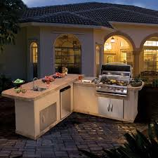 Outdoor Kitchen Designs With Pool Unique LBK 48 RL Backyards And Billiards Colorado Springs Pool Tables