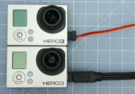 diy gopro3 video out cable rcexplorer much more streamlined
