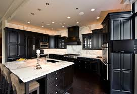 Small Picture 22 Beautiful Kitchen Colors with Dark Cabinets Home Design Lover