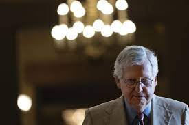 Pigs fly: McConnell weighs giving Biden ...
