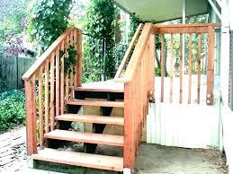 simple deck railing designs design wood diy interior ideas website plans