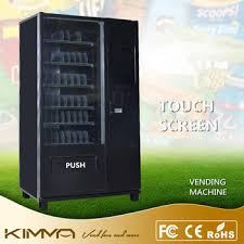 Vending Machine Distributor Impressive Touch Screen Automatic Distributors Of Drinks Snacks Vending Machine