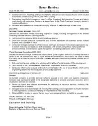 Resume Mixologist Resume