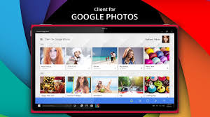 developer client for google photos free for windows 10 and windows 10 mobile by attractor mobile software