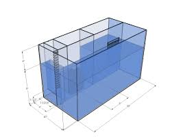 Refugium Sump Design Sump Refugium Design For Biocube 29 Biological Filtration