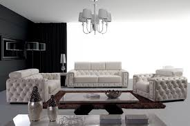 modern white sofa set. Plain White In Modern White Sofa Set