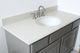 replacing bathroom vanity. Installing Bathroom Vanity New Top Replacing E