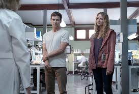 the gifted l r stephen moyer and amy acker in the the dream of the gifted airing tuesday nov 27 8 00 9 00 pm et pt on fox