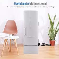 Tủ lạnh mini có cổng cắm USB dễ dàng dịch chuyển có thể dùng trong gia