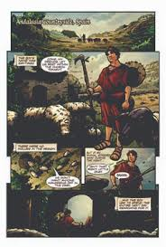 review the alchemist a graphic novel however the images in this adaptation are very ldquocomic book rdquo that s actually not a very helpful distinction i guess what i mean is that they look