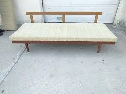 Mid century danish modern couch Bed Teak Futon Outdoor Teak Futon Danish Modern Teak Mid Century Day Bed Couch Futon Sofa Love The Holland Bureau Teak Futon Outdoor Teak Futon Danish Modern Teak Mid Century Day Bed