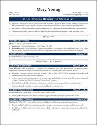 Portfolio Manager Position Description Senior Hr Specialist Job